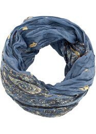 Tunnelsjaal, bpc bonprix collection, blauw