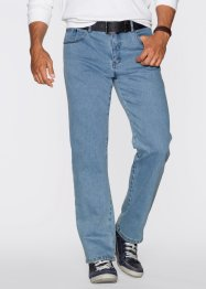 Stretchjeans Classic Fit, John Baner JEANSWEAR, lichtblauw