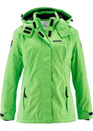 Outdoorjack, bpc bonprix collection, knalgroen