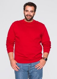 Sweatshirt, bpc bonprix collection, aardbeirood