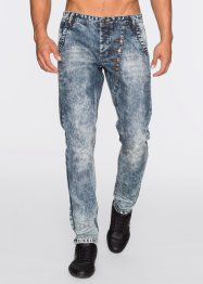 Jeans loose fit tapered, RAINBOW, blauw
