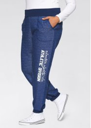 Joggingbroek, bpc bonprix collection, middernachtblauw
