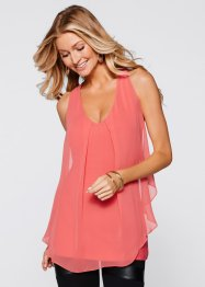Top, BODYFLIRT boutique, rood