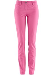 Stretchbroek, bpc bonprix collection, flamingopink