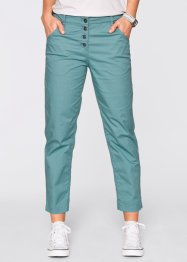 7/8-chino, bpc bonprix collection, mineraalblauw