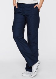 Cargobroek, bpc bonprix collection, donkerblauw
