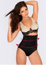 Corrigerende slip, bpc bonprix collection, zwart