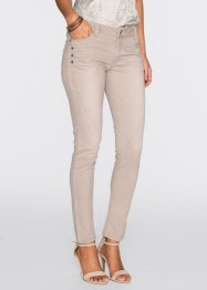 Stretchbroek, BODYFLIRT, taupe washed