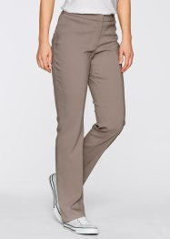 Stretchbroek, bpc bonprix collection, taupe