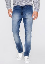 Sweatjeans regular fit, John Baner JEANSWEAR, blauw