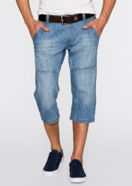 3/4-jeans TAPERED, John Baner JEANSWEAR, blauw