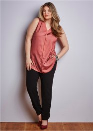 Shirtblouse, BODYFLIRT, marsala