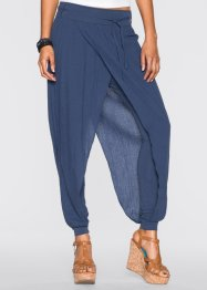 2in1-broek, RAINBOW, indigo washed out