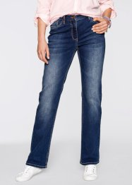 Stretchjeans straight, bpc bonprix collection, blue stone
