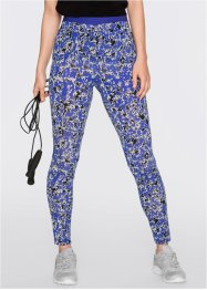Functionele loopbroek, bpc bonprix collection, saffierblauw gedessineerd
