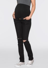 Zwangerschapsjeans, bpc bonprix collection, black denim