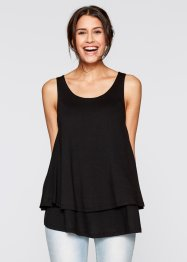 Top, bpc bonprix collection, wit