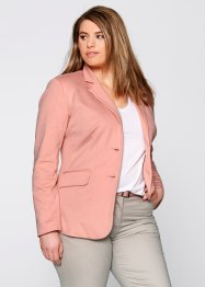 Blazer, bpc bonprix collection, lichtkoraal