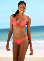 Triangelbikini (2-dlg. set), bpc bonprix collection, kreeftrood