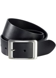 Leren riem «Kayla», bpc bonprix collection, zwart
