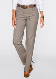 Stretchbroek, bpc selection, taupe
