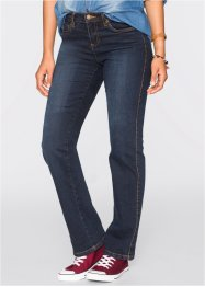 Corrigerende stretchjeans, John Baner JEANSWEAR, donkerblauw