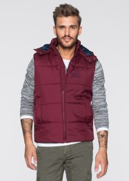 Bodywarmer, RAINBOW, bordeaux