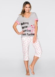 Pyjama «Pink Panther», bpc bonprix collection, gedessineerd