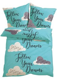 Overtrekset «Dreams», bpc living, mint