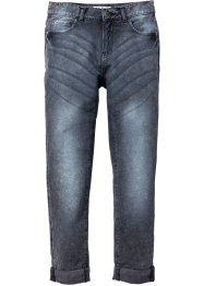 Joggjeans regular fit, John Baner JEANSWEAR, black denim