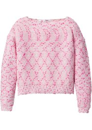 Trui, bpc bonprix collection, roze/pink