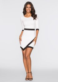 Jurk, BODYFLIRT boutique, white
