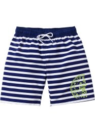 Zwemshort, bpc bonprix collection, blauw/wit gestreept