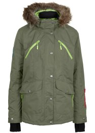 Outdoorjack, bpc bonprix collection, olijfgroen