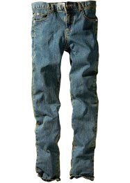 Jeans slim fit, John Baner JEANSWEAR, dirty denim XXL