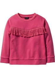 Sweatshirt, bpc bonprix collection, mediumpink