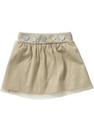 Rok, bpc bonprix collection, taupe