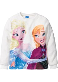 Trui «FROZEN», bpc bonprix collection, wolwit met print