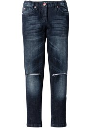 Superskinny jeans, John Baner JEANSWEAR, dark denim