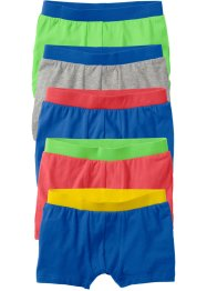 Boxershort (set van 5), bpc bonprix collection, multicolor