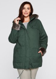 Winterjas, bpc bonprix collection, steenrood