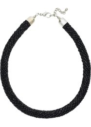 Collier, bpc bonprix collection, glanzend zwart