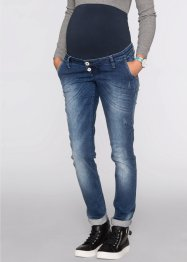Zwangerschapsjeans boyfriend, bpc bonprix collection, blue stone