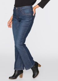 Thermojeans BOOTCUT, John Baner JEANSWEAR, donkerblauw