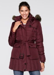 Winterjas, bpc bonprix collection, ahornrood