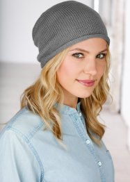 Beanie, bpc bonprix collection, donkerroze