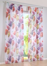 Gordijn «Tulp» (1 stuk), bpc living, multicolor