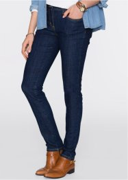 Stretchjeans SLIM, John Baner JEANSWEAR, donkerblauw
