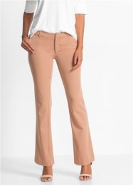 Businessbroek bootcut, BODYFLIRT, camel