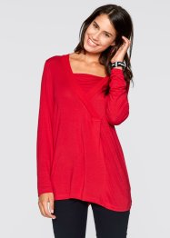 2in1-shirt, bpc bonprix collection, rood